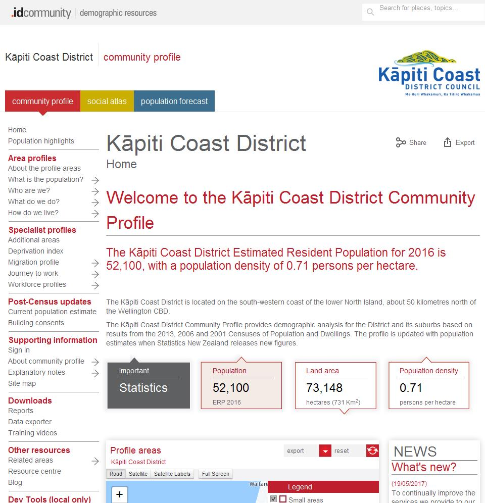 Kāpiti Coast District
