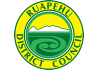 Ruapehu District Council logo